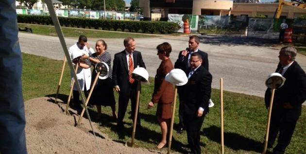 Florida Hospital Kissimmee inicia expansión en su Departamento de Emergencia