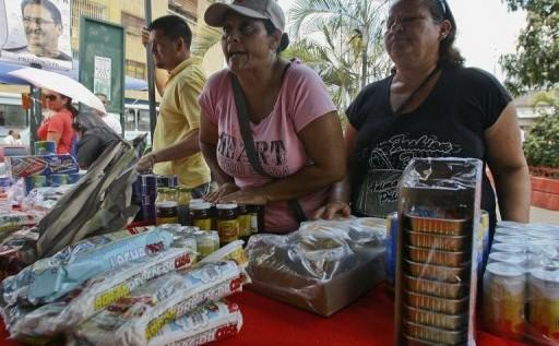 Venezuela espera llegada de 760.000 toneladas de alimentos de países aliados