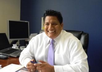 Julio Rocha empresario en crecimiento