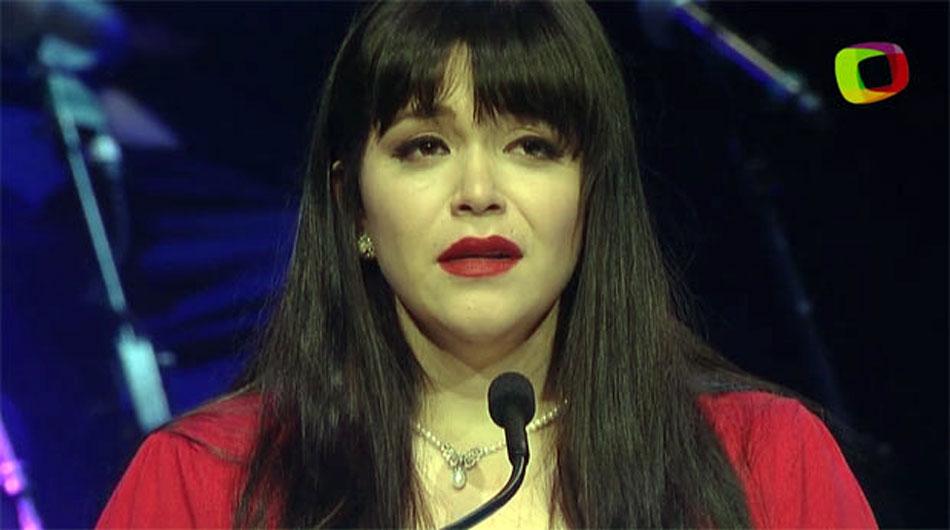 La segunda hija de Jenni Rivera, Jacquie Melina Campos, causó gran