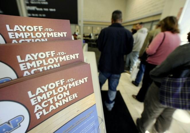 Baja el desempleo en 31 estados de Estados Unidos