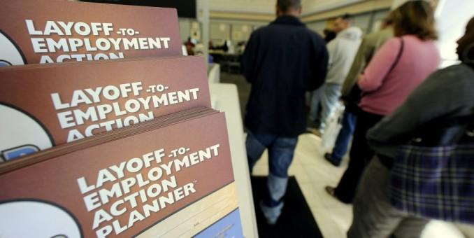 Las solicitudes de subsidio de desempleo en EE.UU. bajan en 13.000