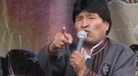 Evo Morales reelecto en Bolivia como dirigente de los cocaleros