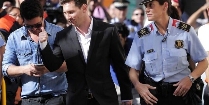 Messi se convierte en el primer contribuyente de España, al pagar 53 millones a Hacienda