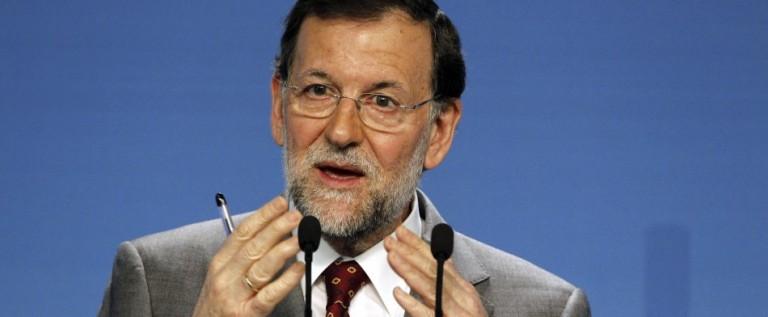 Rajoy cree que España va por buen camino y no descarta buscar nuevo mandato
