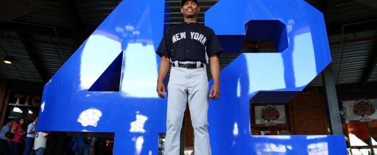 Rivera se despide del Yankee Stadium