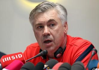 Ancelotti quiere un Real Madrid agresivo ante Atlético para remontar serie de Copa del Rey