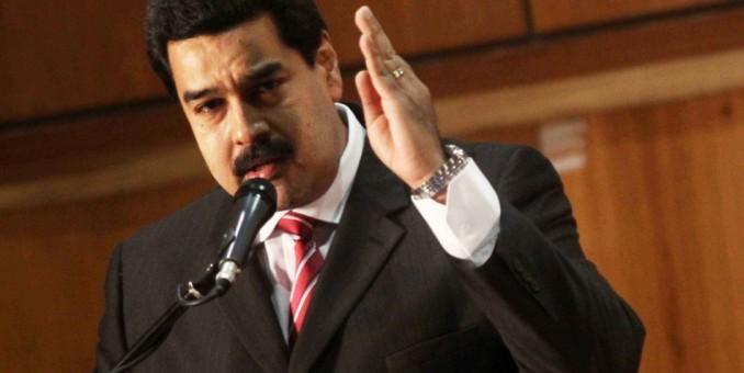 Maduro acusa a EEUU de injerencia