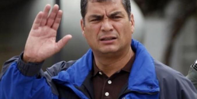 Correa dice que triunfo de Morales es un golpe contra planes desestabilizadores