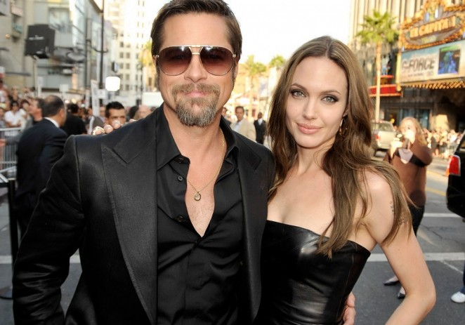 ¡Brad y Angelina ya se casaron!