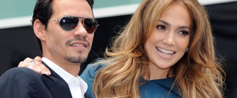 Marc Anthony gana el AMA, JLo honra a Celia Cruz