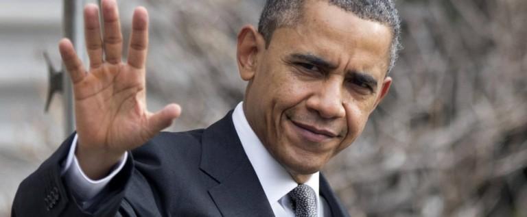 Obama felicita a ganadores en Virginia, NY, Boston
