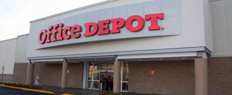 Autoridades de EEUU autorizan fusión entre Office Depot y OfficeMax