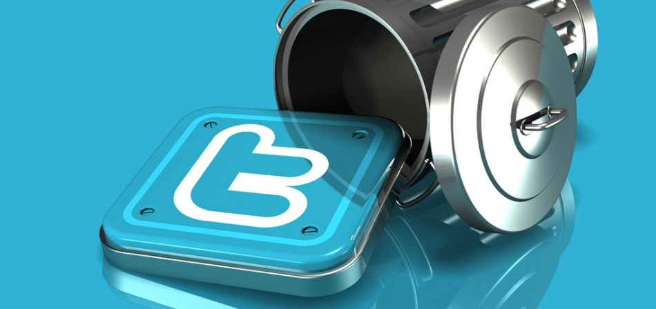Twitter comenzó a borrar chistes y frases ingeniosas copiadas