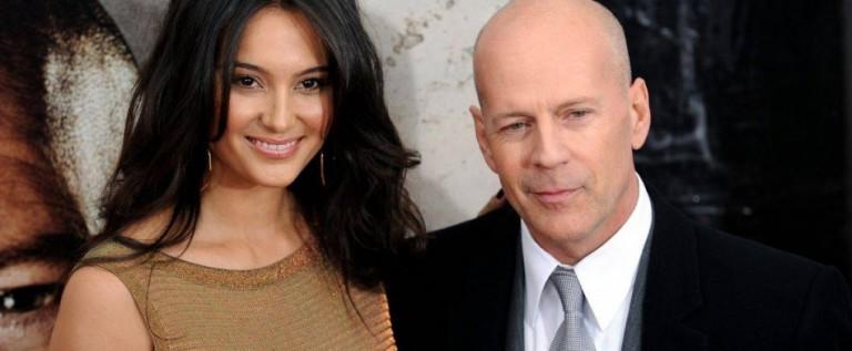 Bruce Willis espera a su quinto hijo a los 58 años