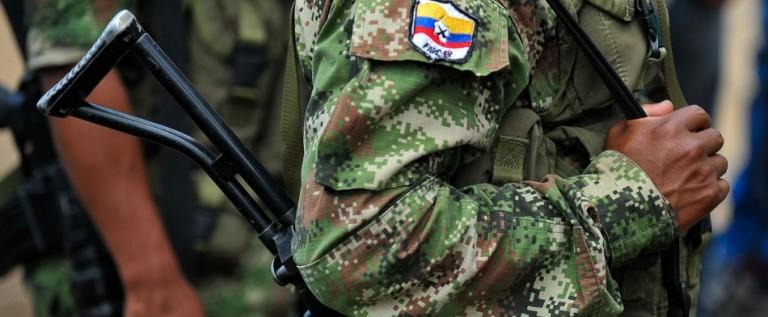 Mueren ocho en ataque de las FARC en Colombia