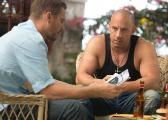 Vin Diesel honra a Paul Walker