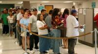 Las peticiones de prestación por desempleo en EE.UU. aumentan en 4.000