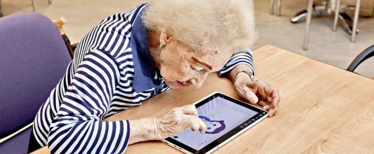 Los abuelos, la tecnología y muchos desafíos