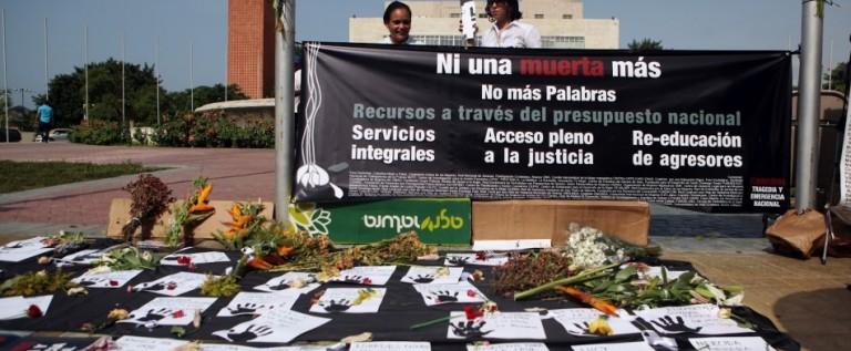 La República Dominicana registró 86 feminicidios en 2013, según autoridades