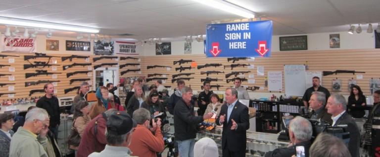 Florida bate récord de venta de armas a particulares
