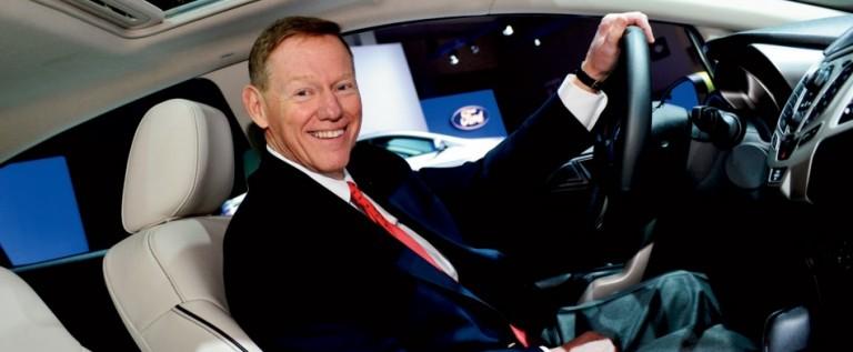El presidente de Ford no se irá a Microsoft en 2014