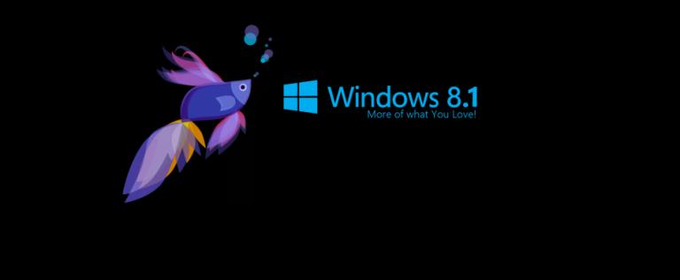 """Windows 8.1 permitirá aplicaciones """"Metro"""" en el Escritorio clásico"""