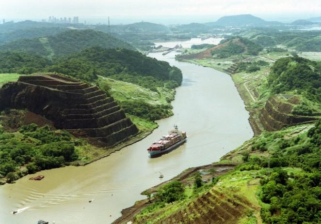 Cien años de Canal de Panamá