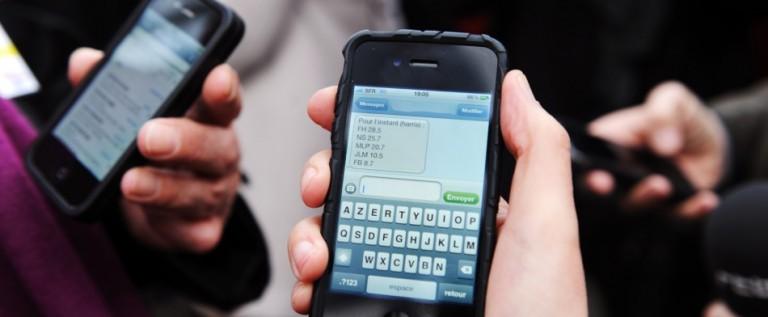 Está usted poniendo en peligro su matrimonio por el Twitter?
