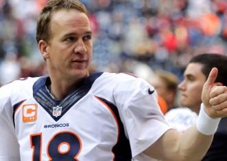 Manning rompe el récord de Favre