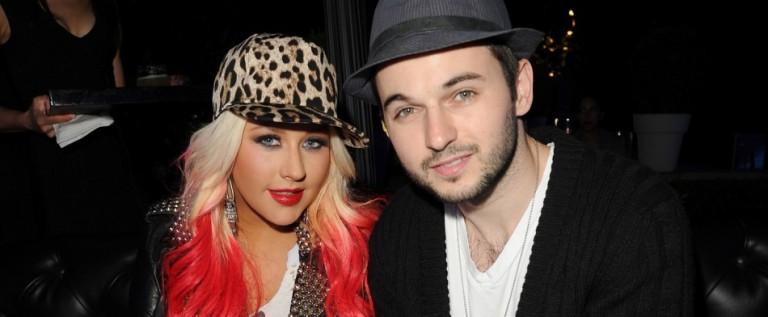 Christina Aguilera se compromete con Matt Rutler