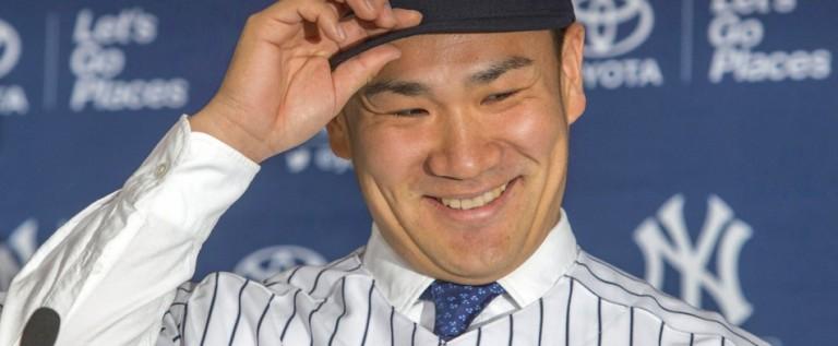 Tanaka: No nací para correr