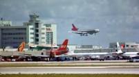 Arrestan a una mujer en el aeropuerto de Miami por amenaza de bomba