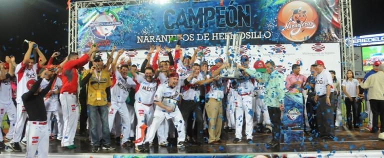 México doblega a Puerto Rico y se consagra campeón otra vez