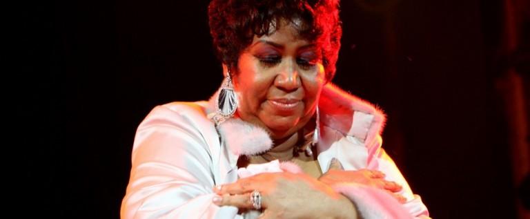 Aretha Franklin celebra su 72do cumpleaños