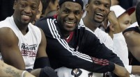 Los 'Tres Grandes' de los Heat aplastan a los Magic por 112-98