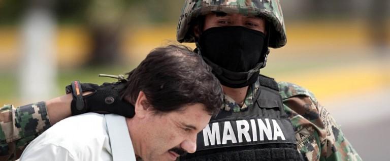 """Juez mexicano da orden para extraditar a EEUU al """"el Chapo"""" Guzmán"""