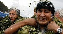 Evo Morales arranca campaña electoral por tercer mandato hasta 2020