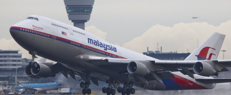 Aviones no logran encontrar restos del Boeing 777