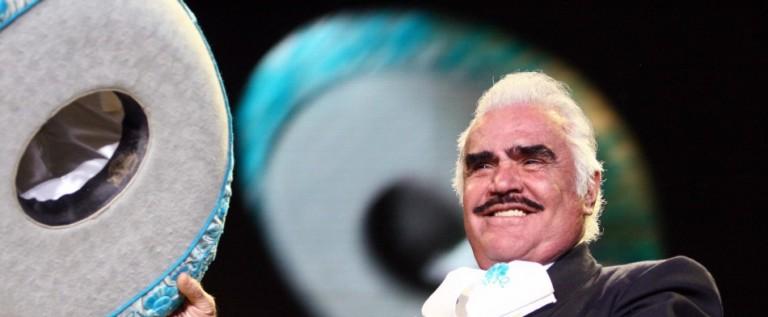 Vicente Fernández cantará tangos
