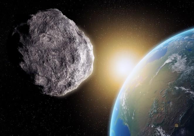 Un asteroide de treinta metros pasará cerca de la Tierra este miércoles