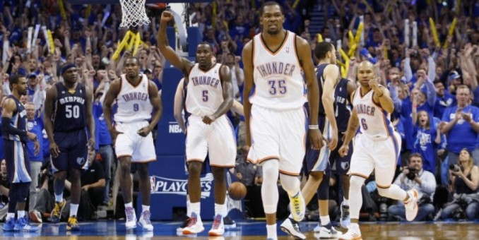 Listos, los playoffs de la NBA