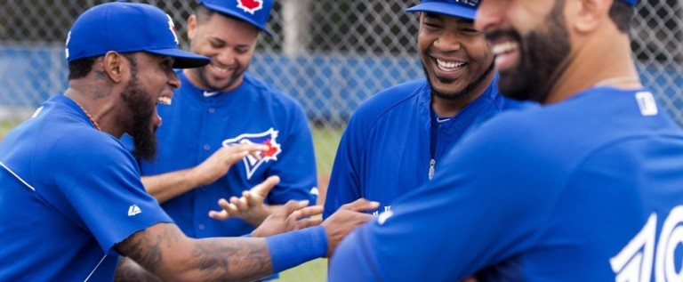 Azulejos fijan récord con 6 dominicanos en el equipo