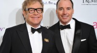 Elton John se casará en mayo con David Furnish