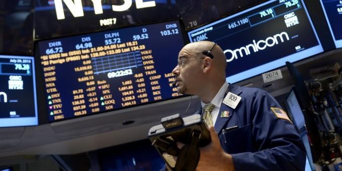 Wall Street cierra su peor semana desde 2012