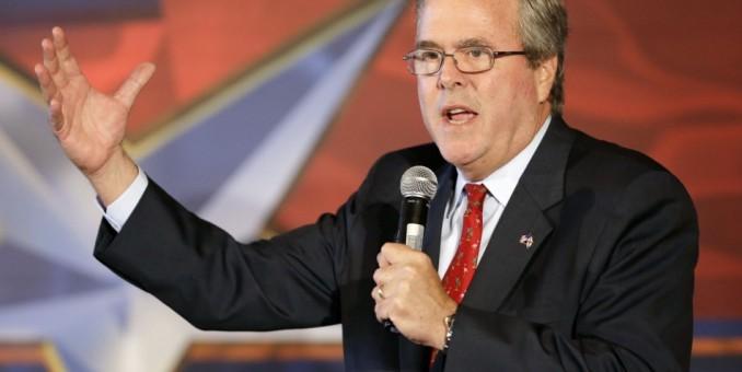 """George W. Bush: """"Jeb quiere ser presidente"""""""