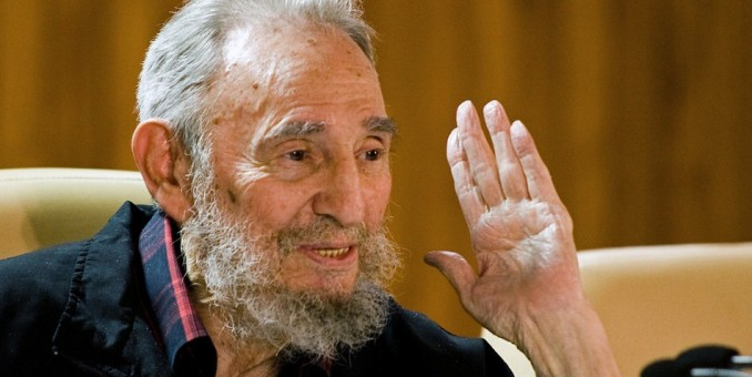 Fidel Castro parece respaldar negociaciones de Cuba con EEUU