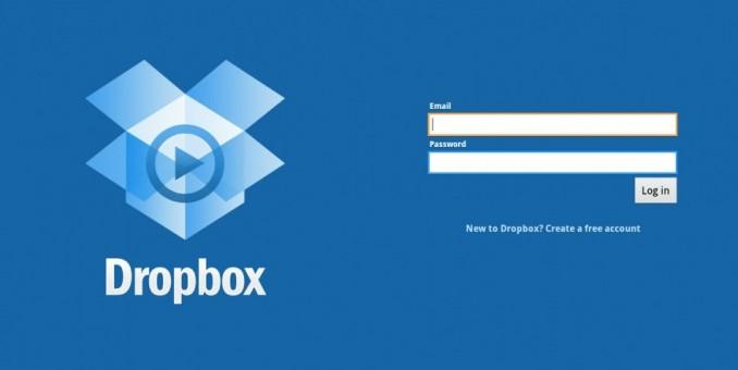 Dropbox sufre una filtración en la Red que compromete a unas 7 millones de cuentas