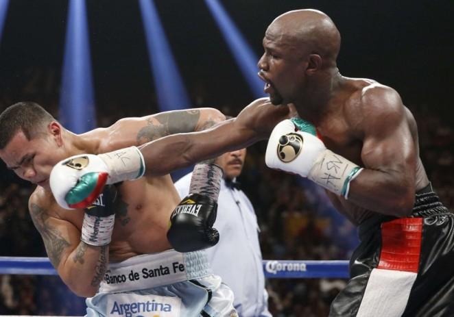 ¡Revancha!: Floyd Mayweather peleará nuevamente con el Chino Maidana