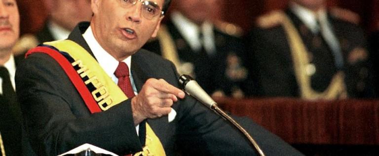 Doce años de cárcel para expresidente de Ecuador refugiado en EEUU